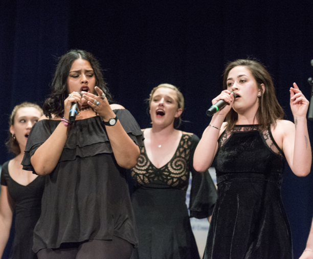Glee College A Cappella – Carlisle United Way